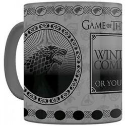 Taza Juego de Tronos Stark...