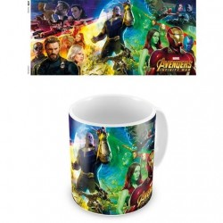 Taza Avengers Infinity War
