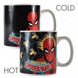 Taza termica SPIDER-MAN