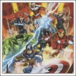 Cuadro Avengers (obra...
