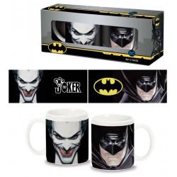 Set Tazas dobles Batman &...