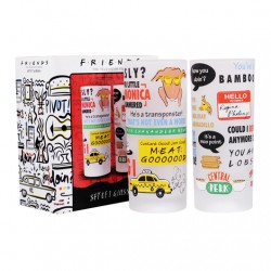 Set vasos Friends