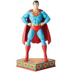 Figura Superman (Jim Shore)