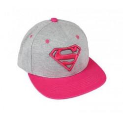 Gorra SUPERMAN (fucsia)