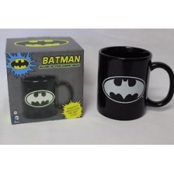 Taza Fluorescente BATMAN
