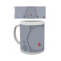 Taza PlayStation (retro)