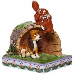 Figura Disney Todd & Toby
