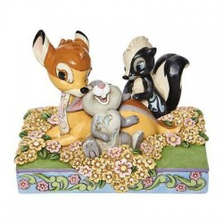 Figura Disney Traditions Bambi