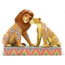 Figura Disney Simba & Nala...
