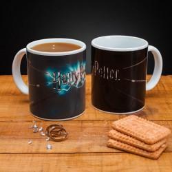 Taza termica Harry Potter