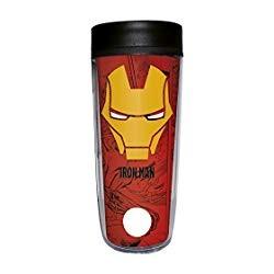 Vaso viaje Iron Man (Avengers)