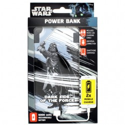 Powerbank Star Wars (6000mAh)